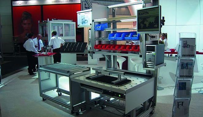 T Slot Aluminum A Line Automation 704 793 1602